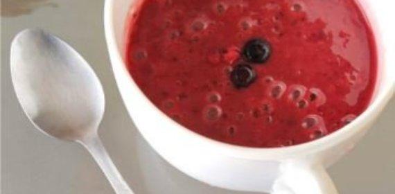 Recette du mois : smoothie rouge